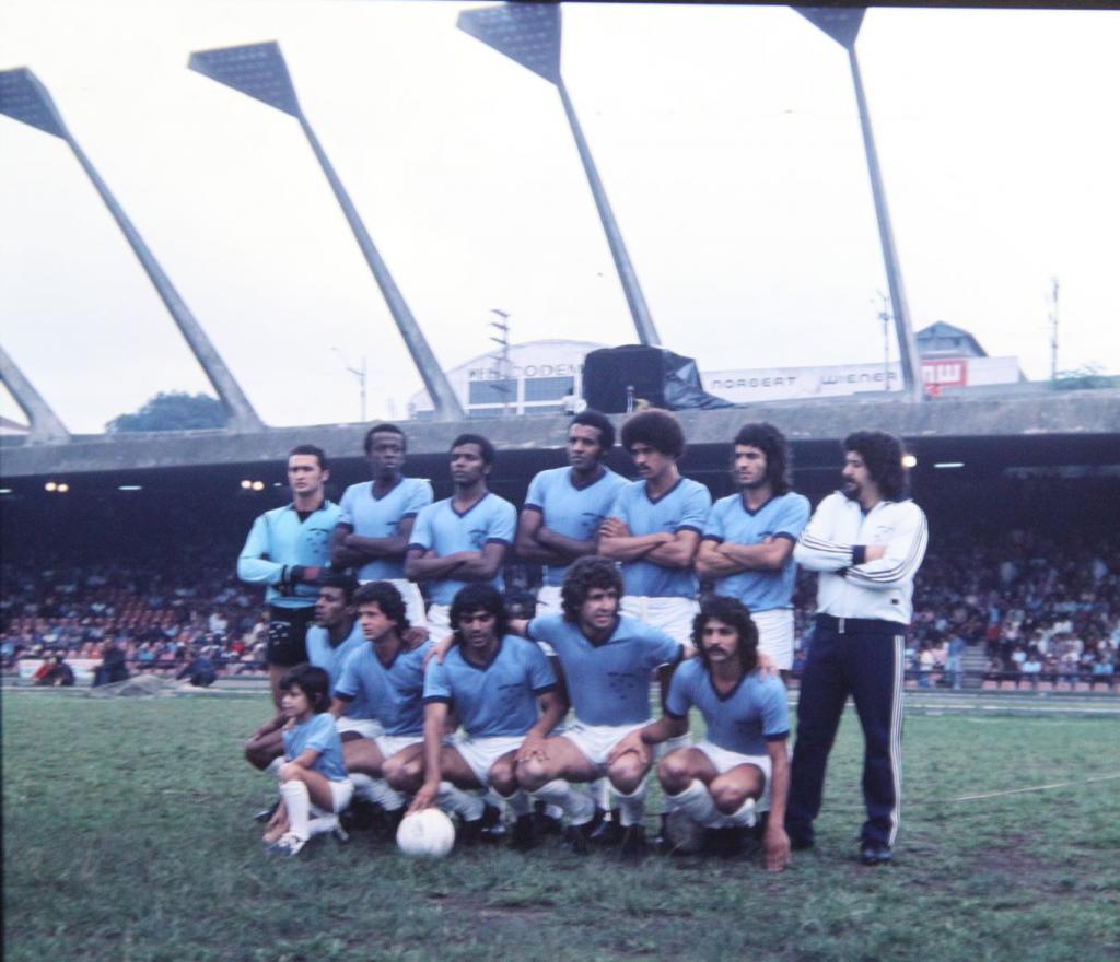 EC Santo André campeão 1975