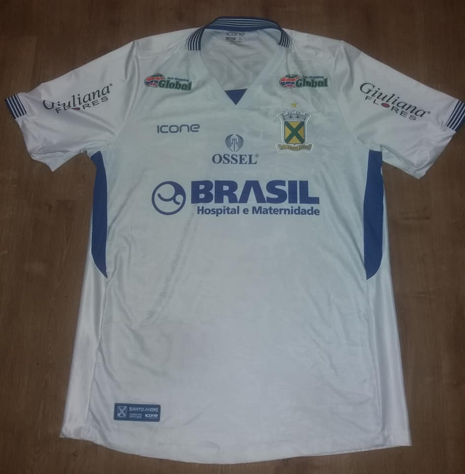 Camisa do EC SAnto André 2020
