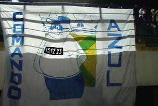 Torcida Comando Azul - Santo André