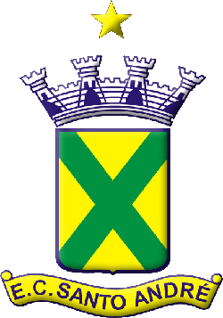 Distintivo do EC Santo André