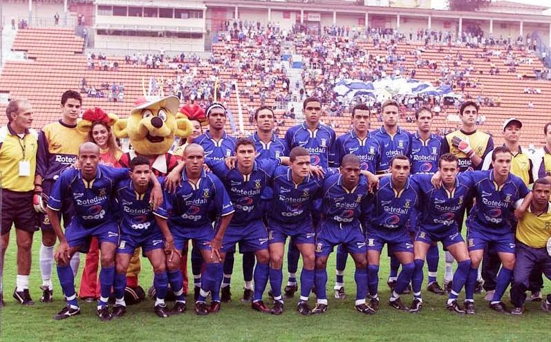 EC SAnto André - Campeão da Copa SÃo Paulo de Futeol Jr 2003
