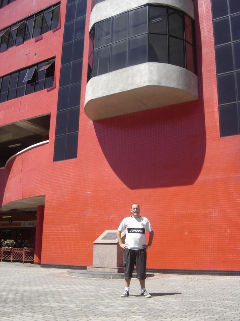 Arena da Baixada, o Estádio Joaquim Américo