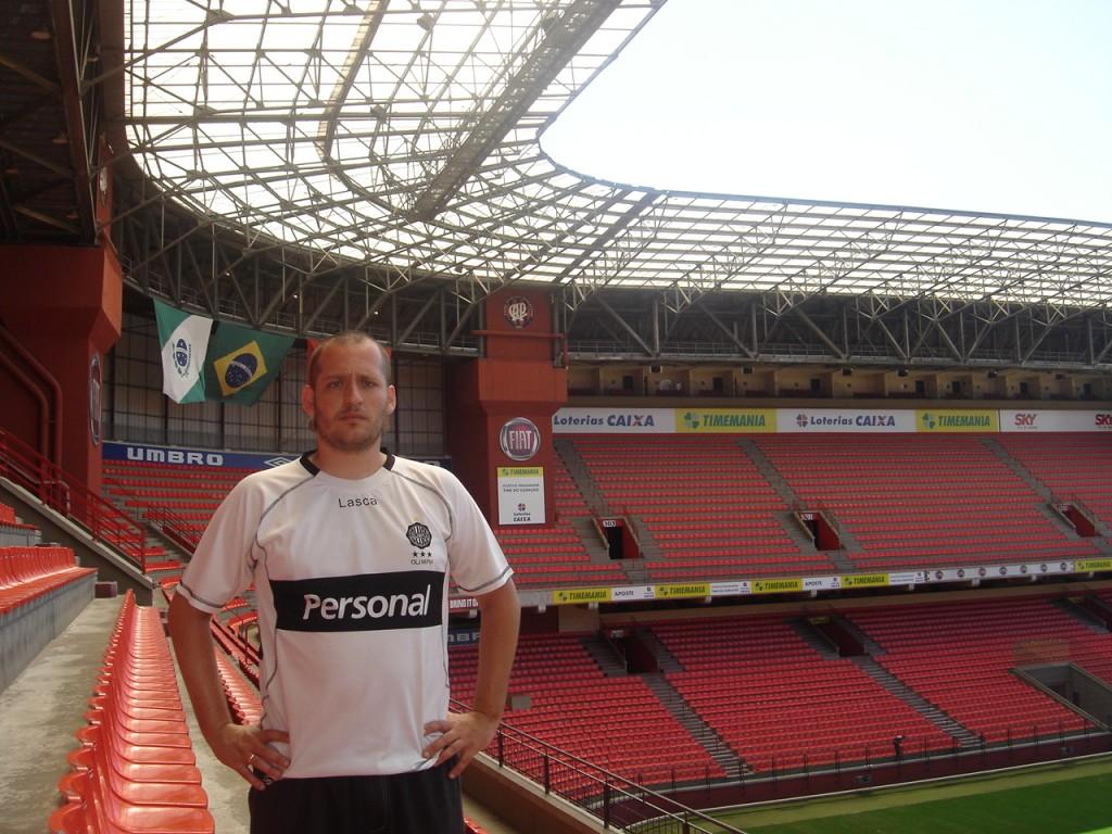 Arena da Baixada, o Estádio Joaquim Américo - Curitiba - PR
