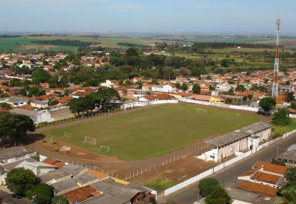 Estádio Dr. Adhemar de Barros - AA Ferroviaria de Assis - A vermelhinha da rua Brasil