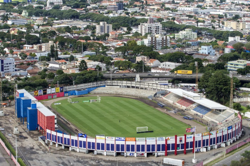 Paraná Clube Brasil - Estádio Durival Britto e Silva - Vila Capanema - Curitiba-PR