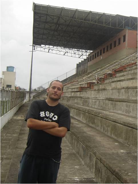 Rio Branco - Estádio da estradinha - Estádio Nelson Medrado Dias - Paranaguá - PR