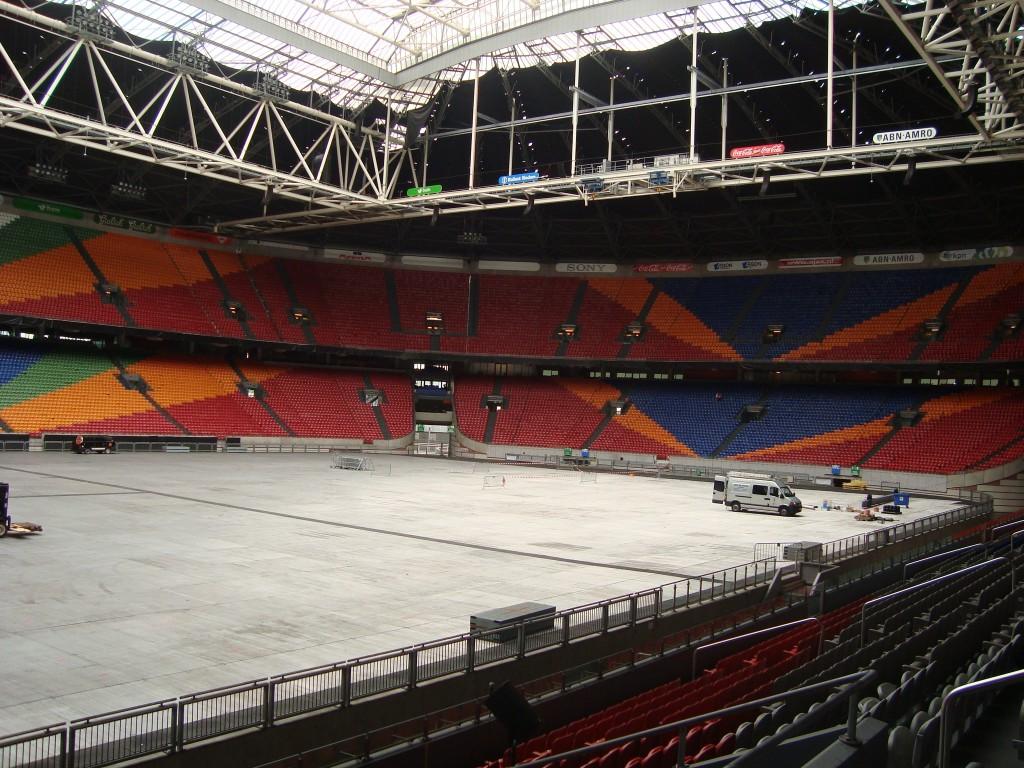Estádio Amsterdam Arena - Ajax