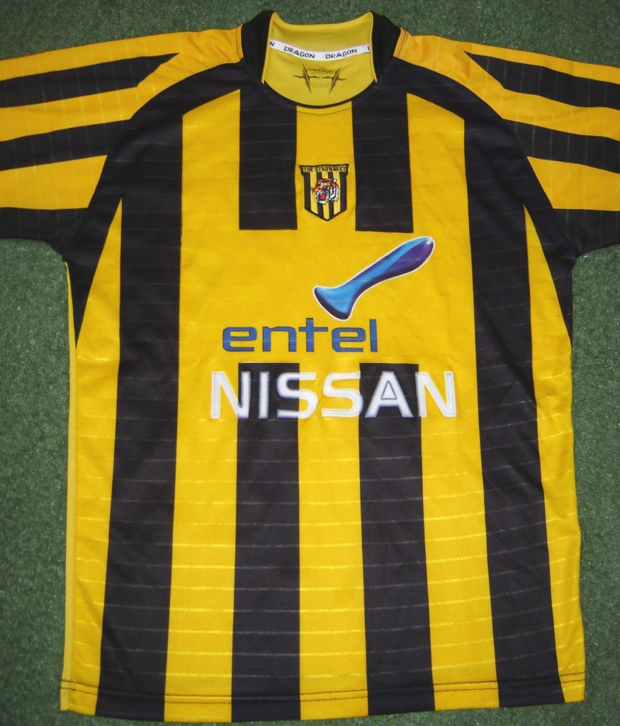 Camisa do The Strongest