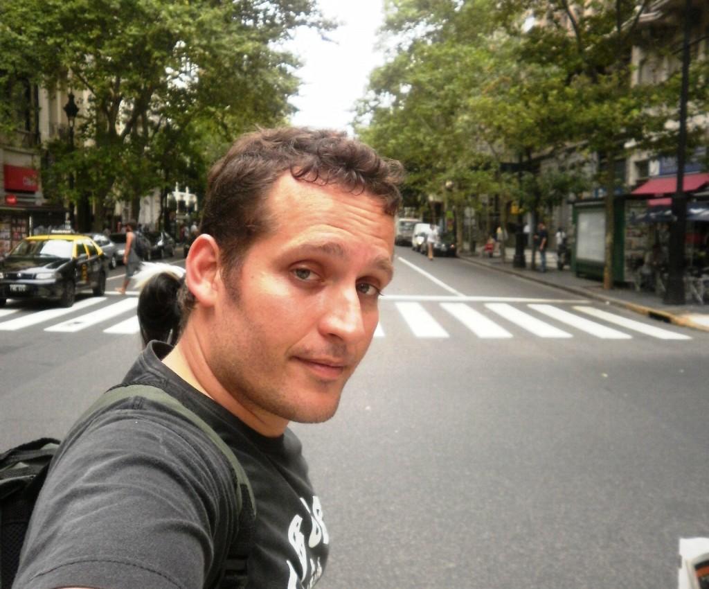 Ruas de Buenos Aires - Argentina