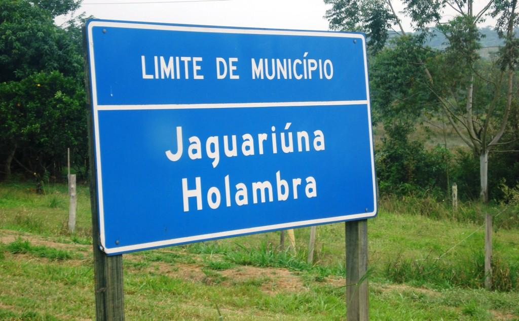limite Jaguariúna - Holambra
