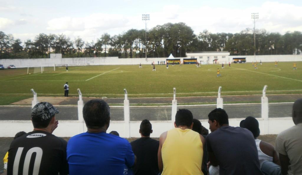 Estádio Municipal Vicente José Pereira - 2010- Sumaré x Elosport