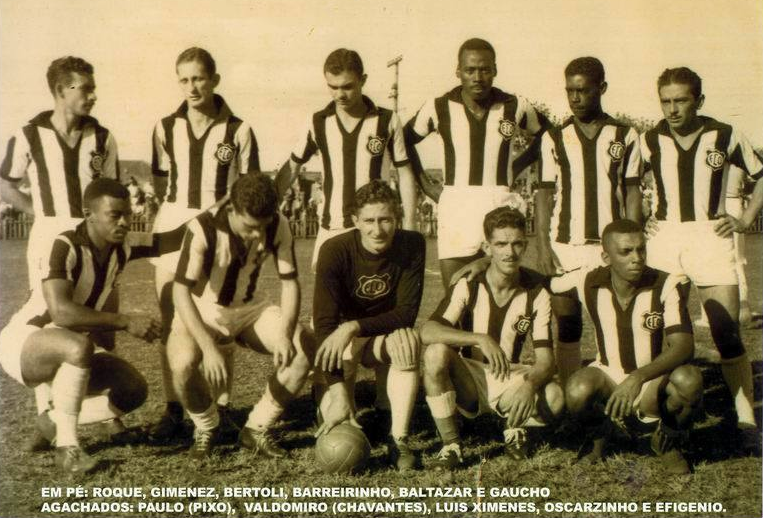 Esporte Clube Operário - Ourinhos