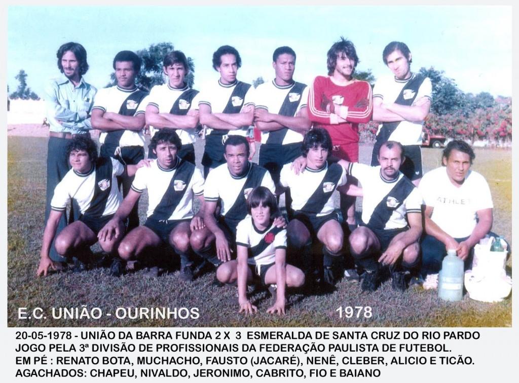Esporte Clube União Barra Funda - Ourinhos