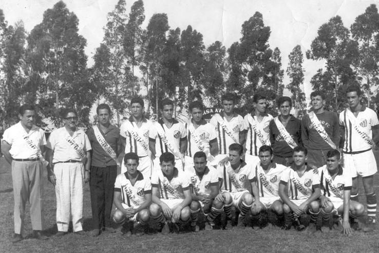 Operário FC de 1964