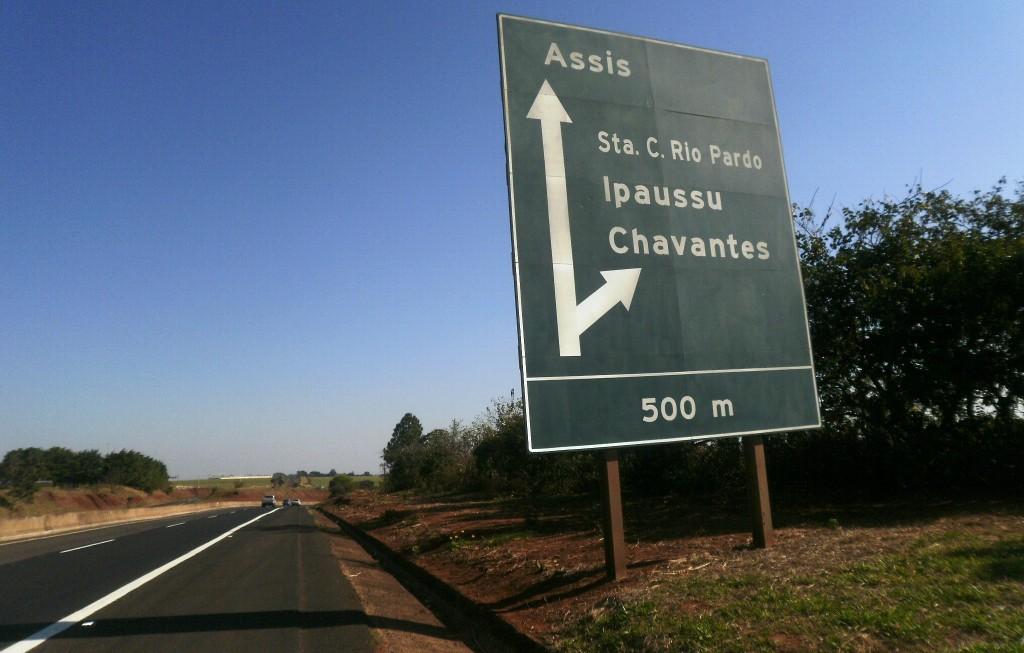 Assis, Santa Cruz do Rio Pardo, Ipaussu, Chavantes