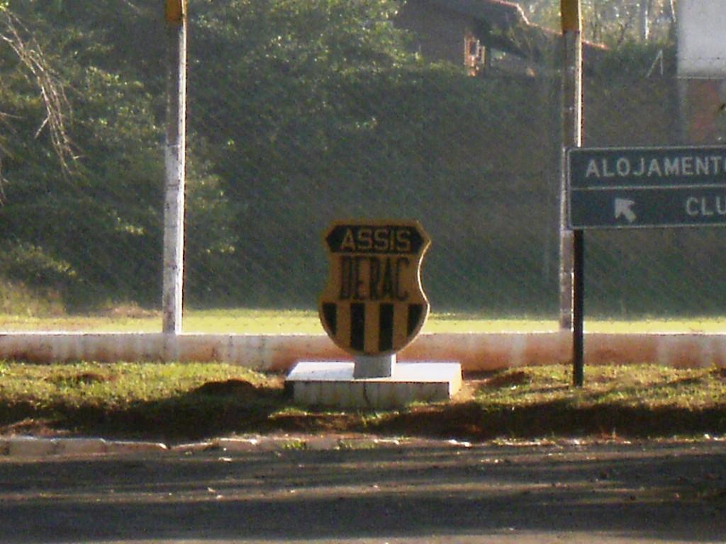 Estádio Aristeu Rocha de Carvalho - DERAC - Assis