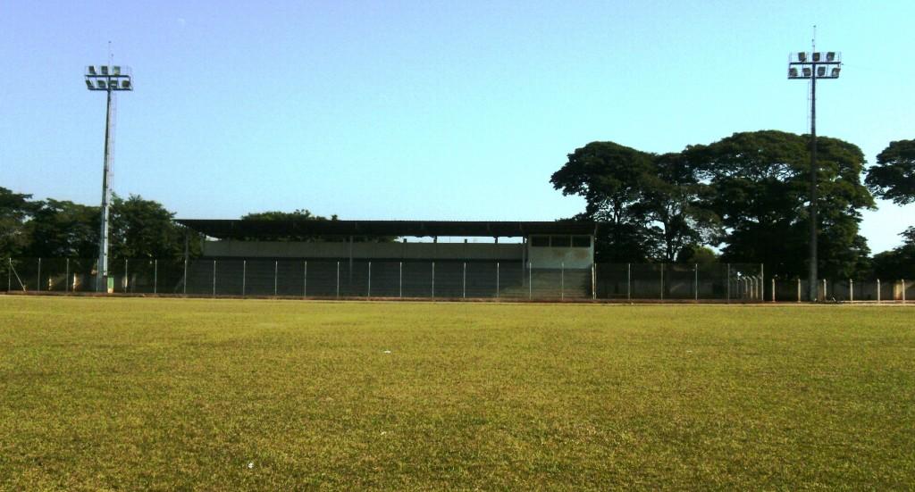 Estádio Municipal Benedito Pires - Clube Atlético Candidomotense -Cândido Mota