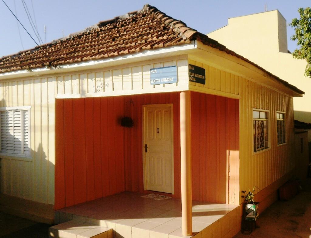 Casas de madeira - Estrada de Ferro Sorocabana - Assis