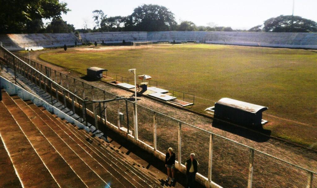 Estádio Municipal Carlos Affini - EC Paraguaçuense