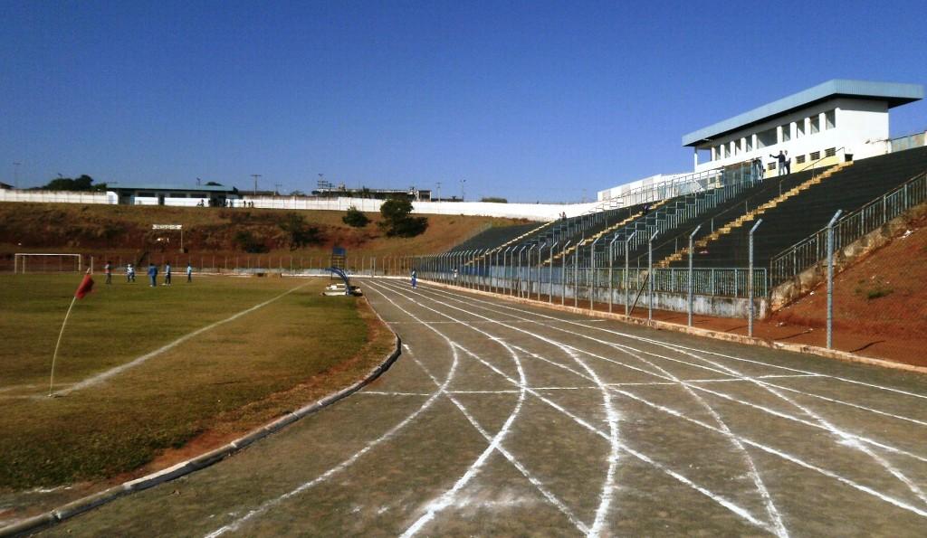 Estádio Antonio Viana da Silva, o Tonicão - Assis