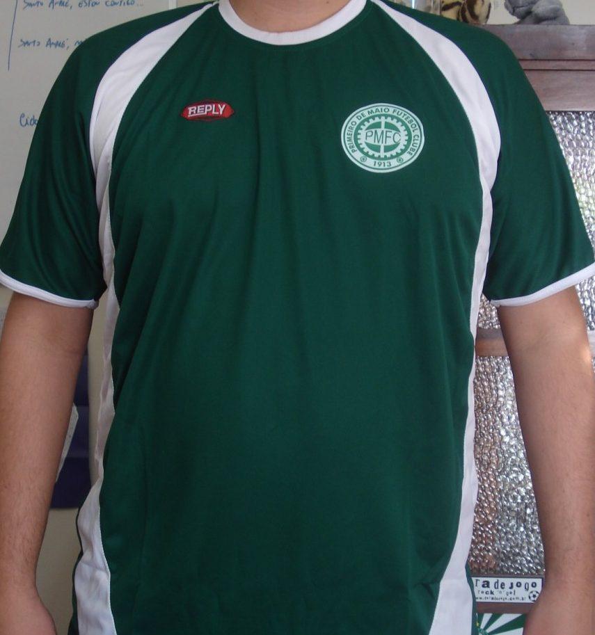 Camisa do Primeiro de Maio FC
