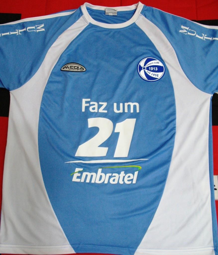 5e6268428c 107- Camisa do São José – RS – As Mil Camisas