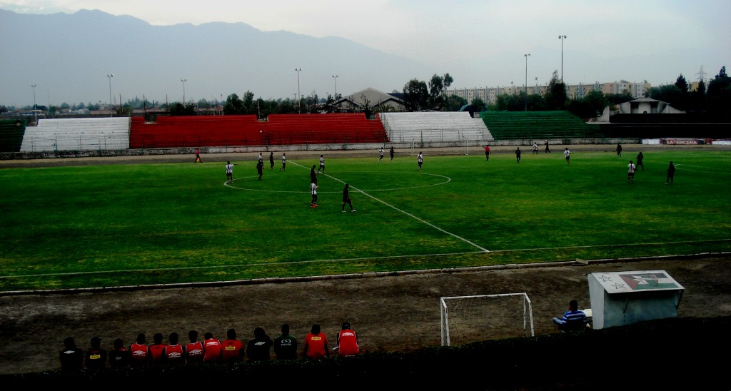Estádio Municipal de La Cisterna - Club Desportivo Palestino - Santiago - Chile