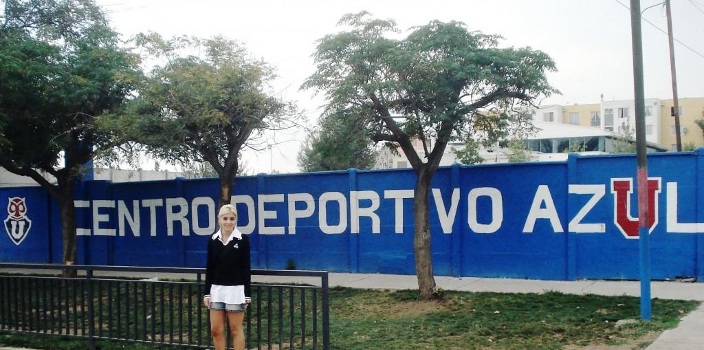 Centro Desportivo Azul - La U