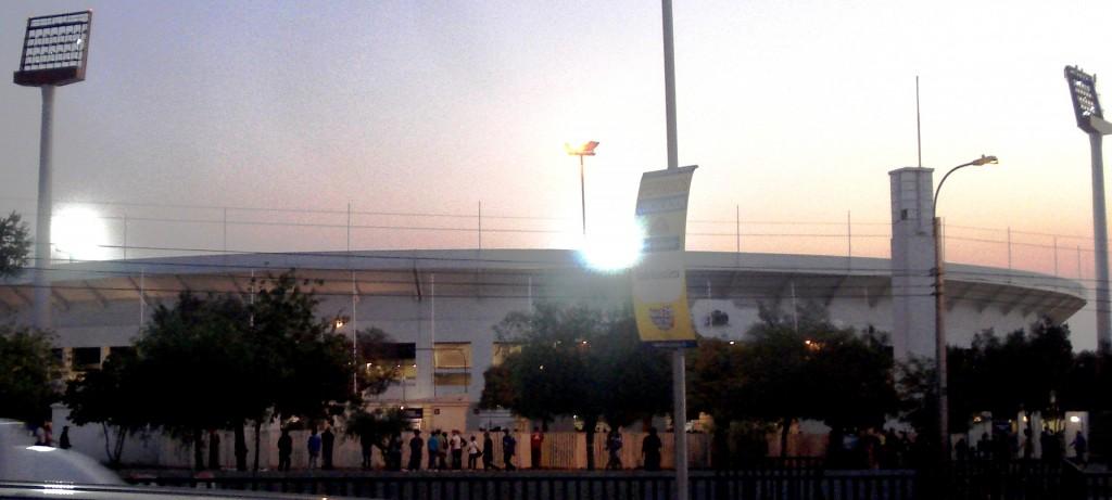 Universidad do Chile x Unión San Felipe - Estádio Nacional - Santiago - Chile