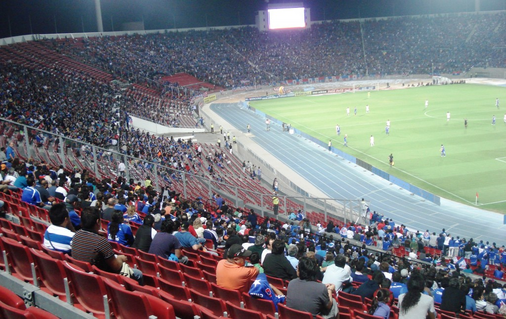 La U - Club Universidad de Chile x Unión San Felipe - Estádio Nacional - Santiago - Chile