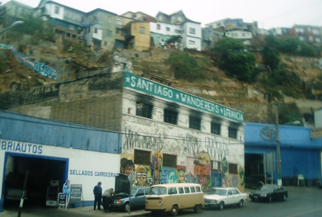 Deportes Santiago Wanderers - Valparaíso - Chile