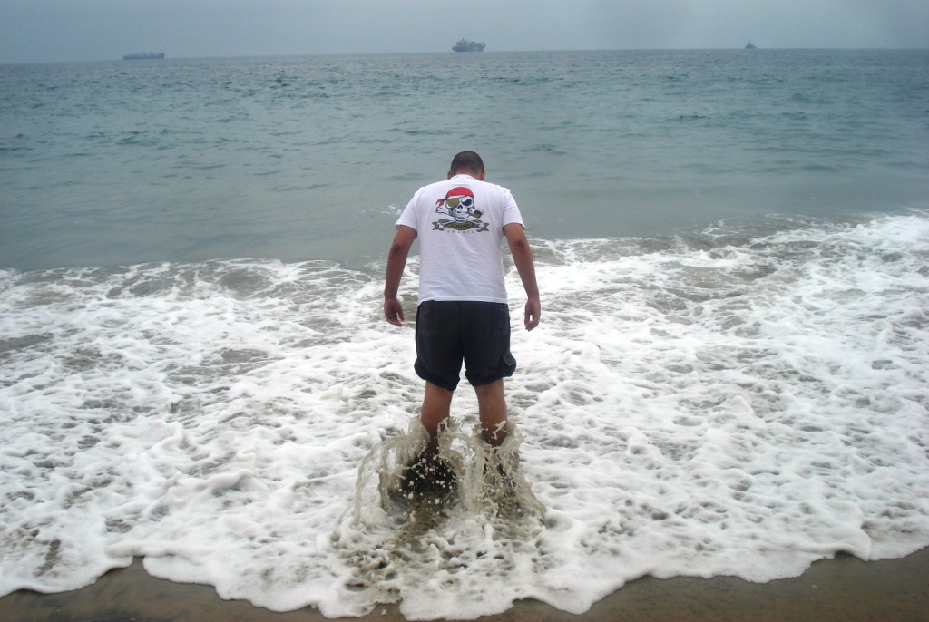 Oceano Pacífico - Vina del Mar