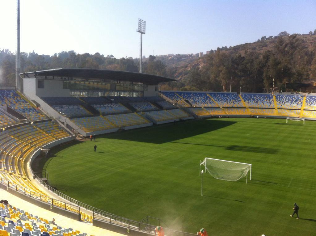Estádio Sausalito - Vina del Mar - Chile