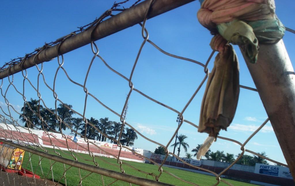 Jaboticabal Atlético - Estádio da Marechal - Estádio Dr Robert Todd Locke