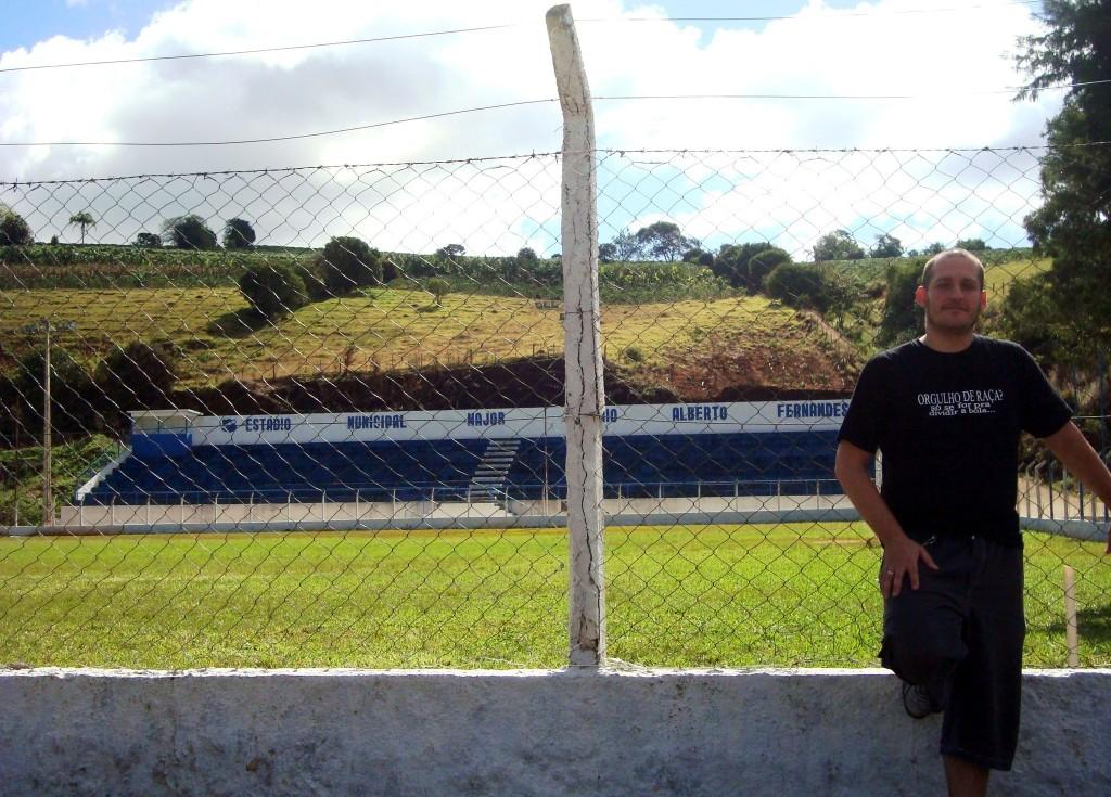 Estádio Municipal Major Antonio Fernandes