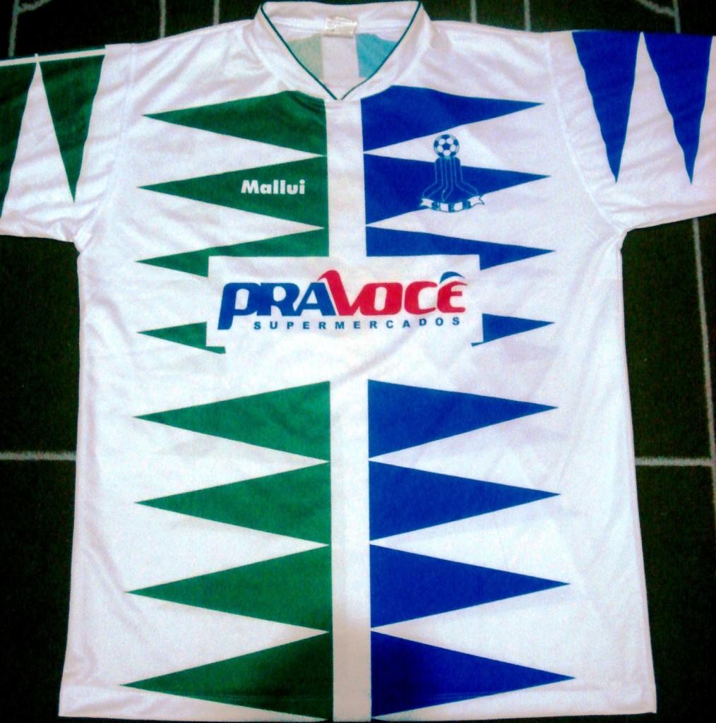 fca93a74e4660 123- Camisa da Sociedade Esportiva Brazlândia – DF – As Mil Camisas