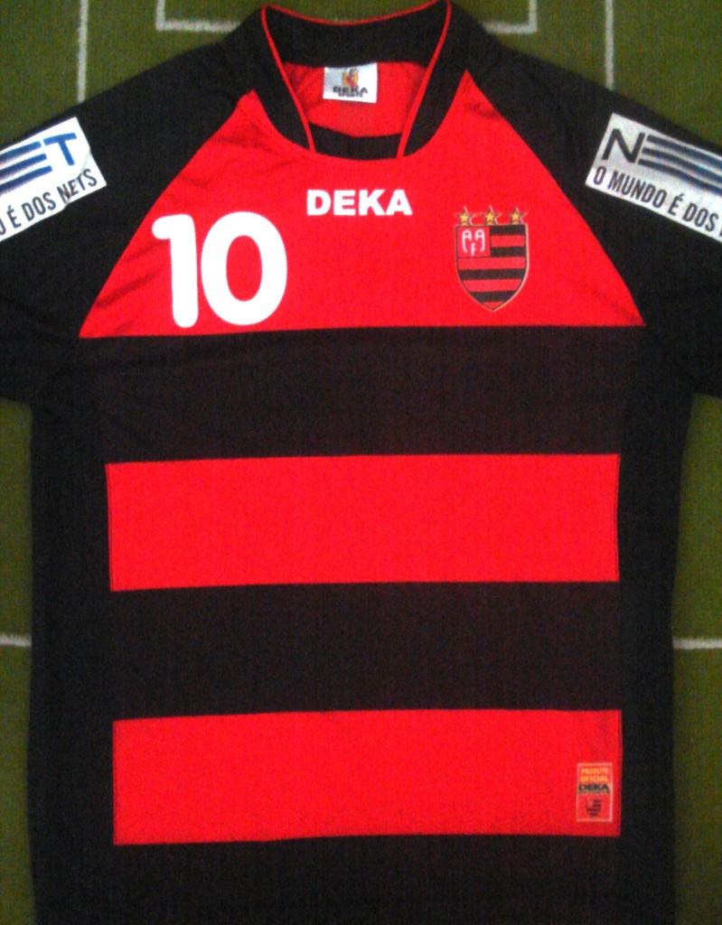 2a4c4b86d8 118- Camisa do Flamengo de Guarulhos – As Mil Camisas