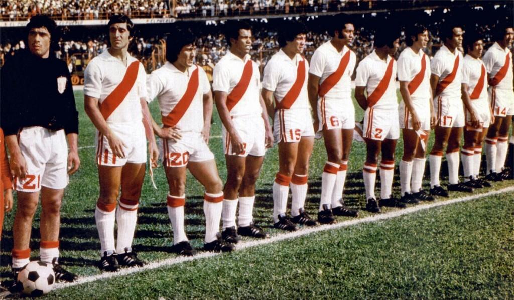 Resultado de imagem para seleção do peru 1978