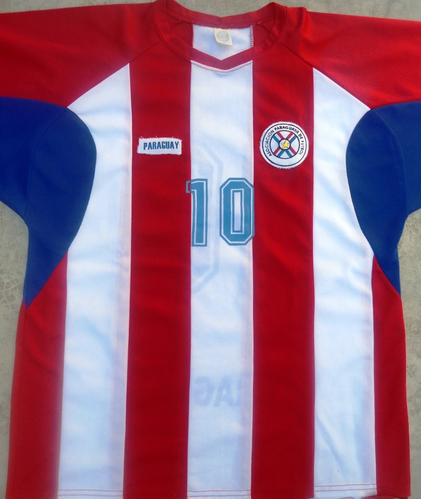4f821b0ae1a1d 145- Camisa do Paraguay – As Mil Camisas