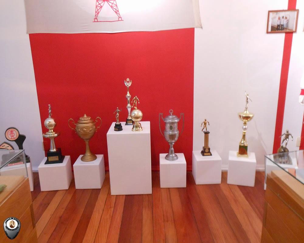 Exposição Grêmio e Luz