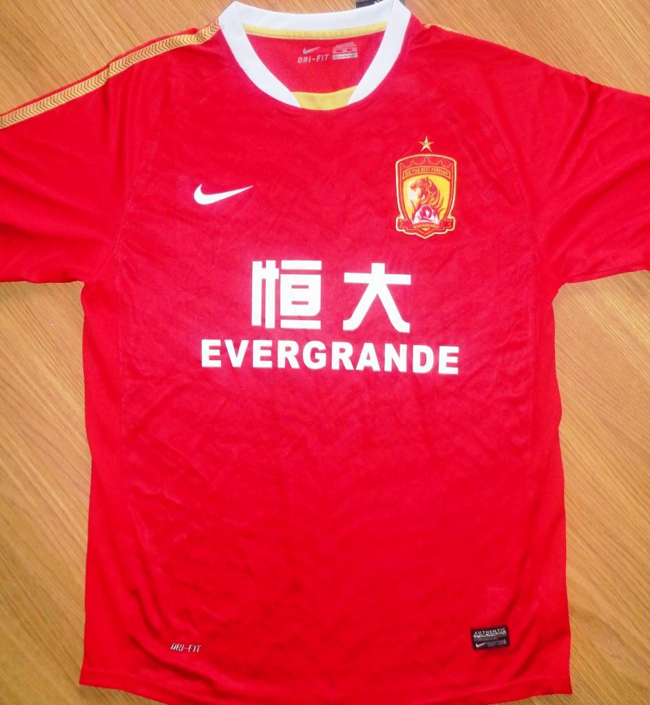 c34729327 153- Camisa do Guangzhou Evergrande F.C. – As Mil Camisas