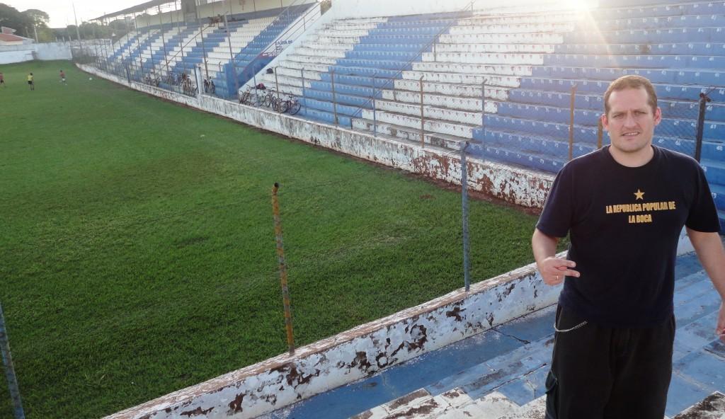 Estádio Francisco Franco - A.A. Ranchariense - Rancharia