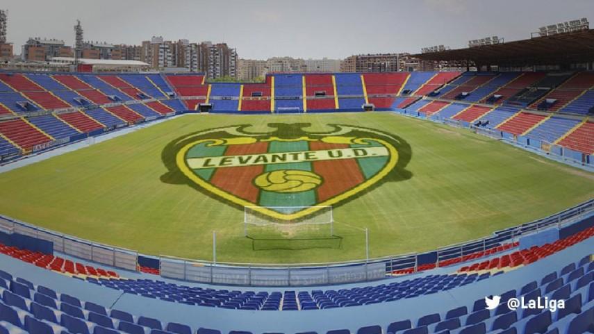 Estadio do Levante - Valencia