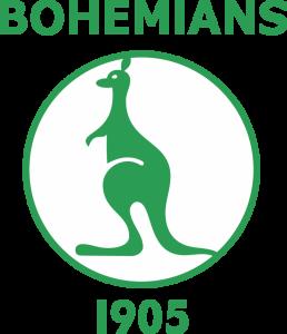 Distintivo do Bohemians 1905