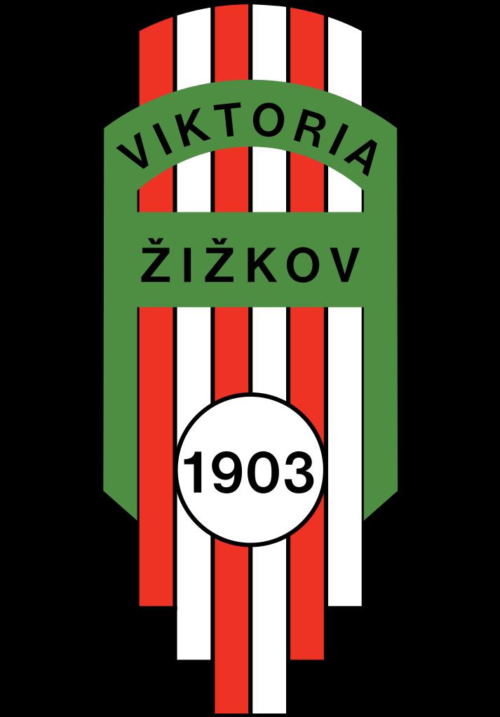 Distintivo do FK Viktoria Zizkov