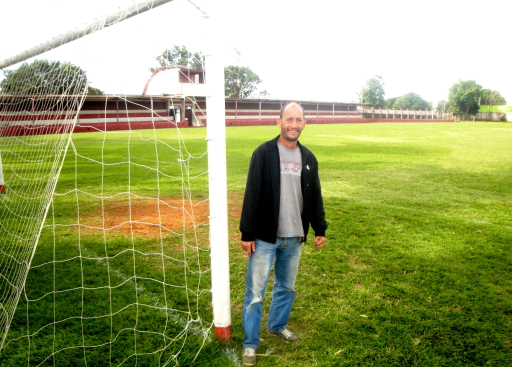 Estádio Dr. Alberto A Fortuna - Santo Antonio de Posse - União Possense F.C.