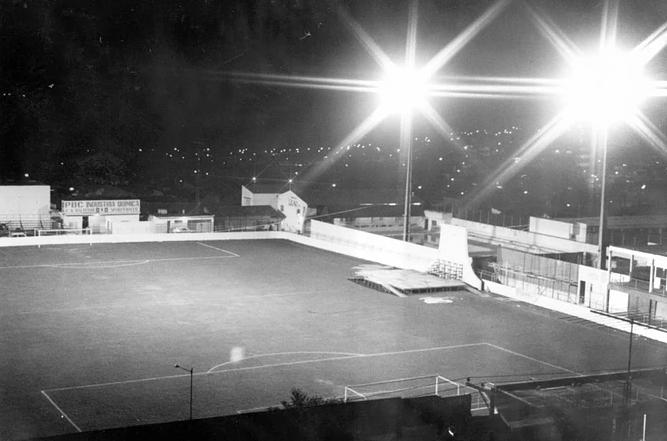 Estádio da Associação Atlética Saltense - 1980