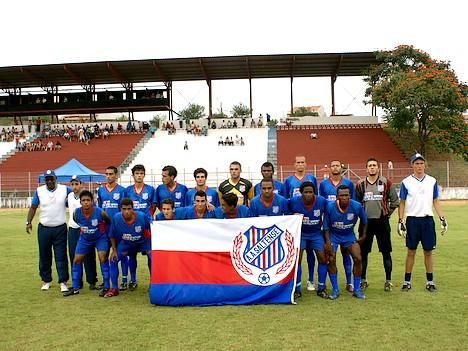 Associação Atlética Saltense 2008