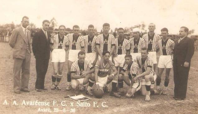 AA Saltense 1936