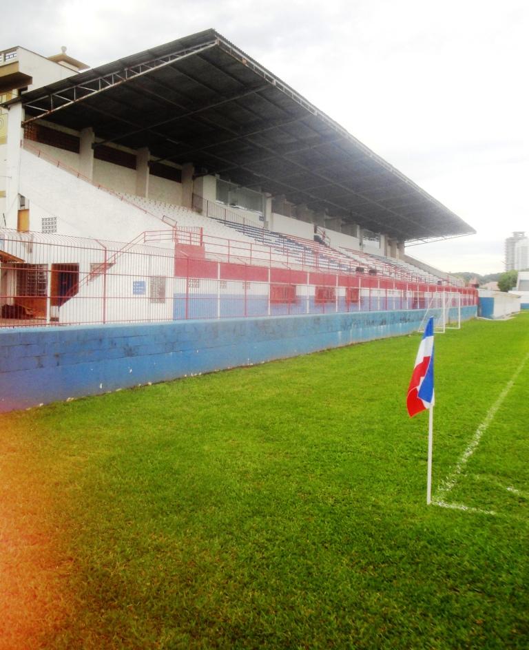 Estádio Augusto Bauer - Brusque-SC